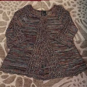 New Directions sweater petite medium